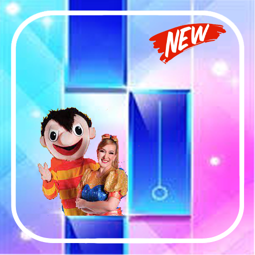 bely y beto musica piano tiles Las Tumbas  (Unlimited money,Mod) for Android